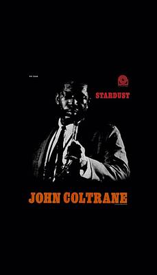John Coltrane Digital Art - Concord Music - Coltrane by Brand A