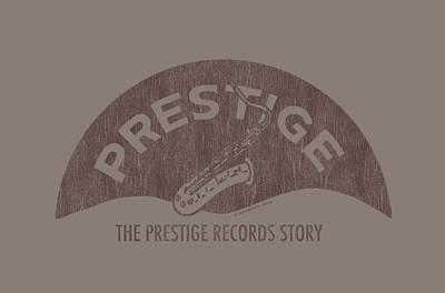Concord Digital Art - Concord Music - Presige Vintage by Brand A