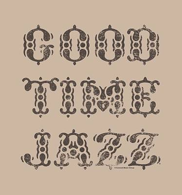 Concord Digital Art - Concord Music - Retro Good Times by Brand A
