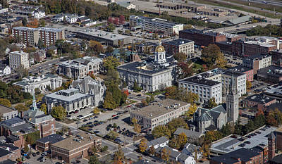 Concord, New Hampshire Nh Art Print