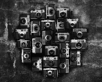 Photograph - Concrete Camera by Tord-Erik Andresen