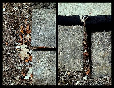 Photograph - Concrete Concepts by Marlene Burns