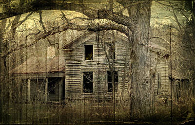 Condemned From Life Art Print by Melissa Smith
