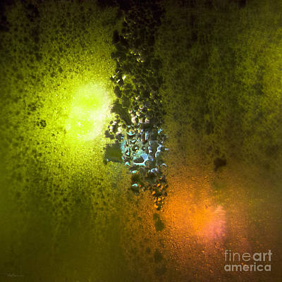 Condensation 08 - Saga - Citrus Art Print by Pete Edmunds
