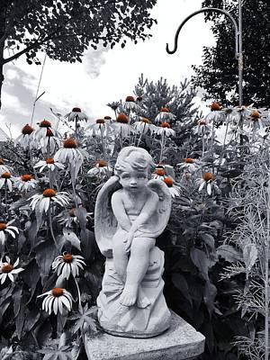 Anne Geddes - Cone Angel II by Anthony Thomas