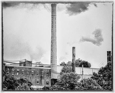 Photograph - Cone Fabrics by Scott Hervieux