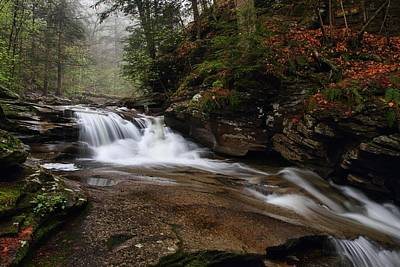 Photograph - Conestoga Falls by Mike Farslow