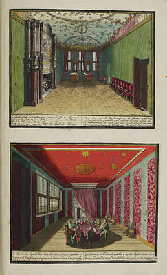 Architectural Elements Photograph - Conference Rooms by British Library