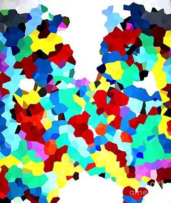 Mixed Media - Confetti by Amy Sorrell