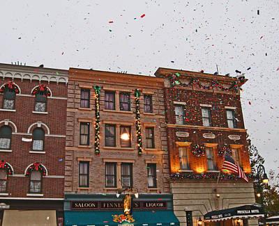 Photograph - Confetti Cascade by Seth Shotwell