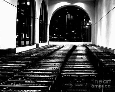 Photograph - Conformity by Third Eye Perspectives Photographic Fine Art