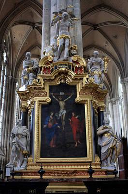 Photograph - Confrerie Notre Dame Du Puy by Aidan Moran
