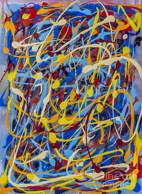 Painting - Confused by Ken Frischkorn