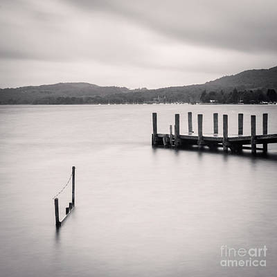 Photograph - Coniston Water Lake District by Colin and Linda McKie