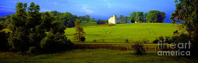 Photograph - Conley Road Farm Spring Time by Tom Jelen