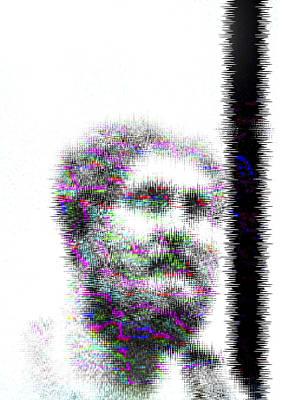 Digital Art - Connect  by Panda Gunda