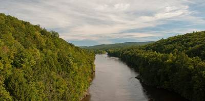 Photograph - Connecticut River by John Black