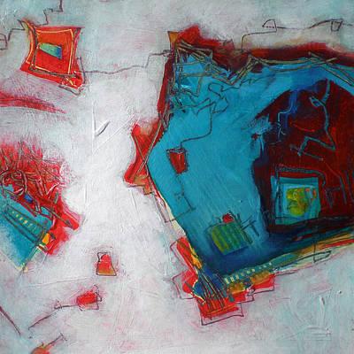 Connections Art Print by Susanne Clark