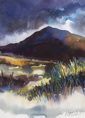 Connemara Coast II Art Print by Kate Bedell
