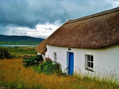 Beautiful Photograph - Connemara Cottage by Shane Fitzpatrick