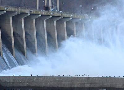 Photograph - Conowingo Dam  by Bob Gross