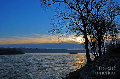 Conowingo Sunrise Art Print