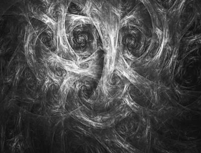 Conscience Digital Art - Conscience 01 by RochVanh