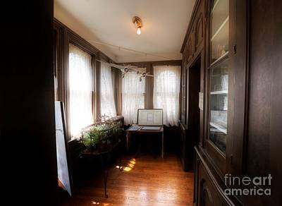 Lockheed Electra Photograph - Conservatory - Amelia Earhart's Birthplace  by L Wright