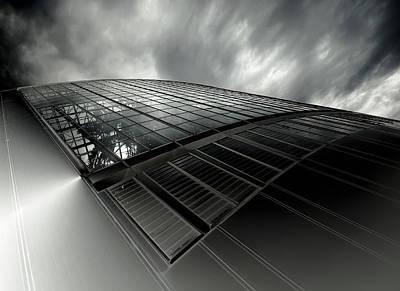 Photograph - Conservatory by Wayne Sherriff