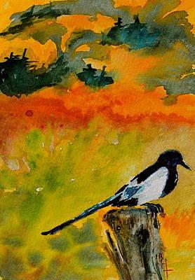 Consider Art Print by Beverley Harper Tinsley