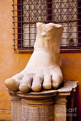 Photograph - Constantine Foot by Brian Jannsen