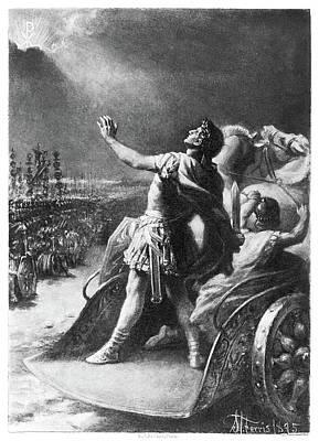 Constantine I (d Art Print by Granger