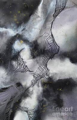 Constellation Art Print by Deborah Ronglien