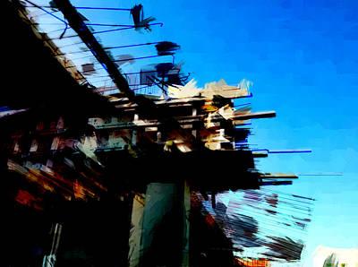Urban Art Photograph - Construction by H James Hoff