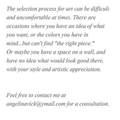 Digital Art - Consultation by Angelina Vick