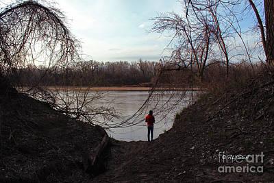 Alyssa Photograph - Contemplation by Alyssa Rogers