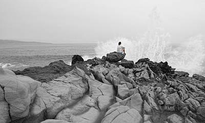 Photograph - Contemplation by Kathleen Scanlan