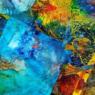 Contempo Six Art Print by David Raderstorf
