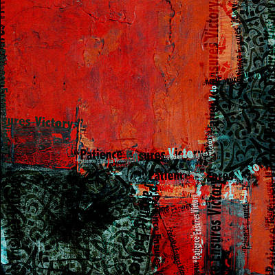 Painting - Contemporary Islamic Art 48 by Corporate Art Task Force