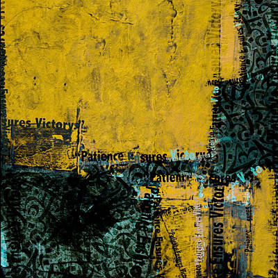 Painting - Contemporary Islamic Art 48b by Corporate Art Task Force
