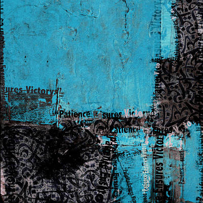 Painting - Contemporary Islamic Art 48c by Corporate Art Task Force
