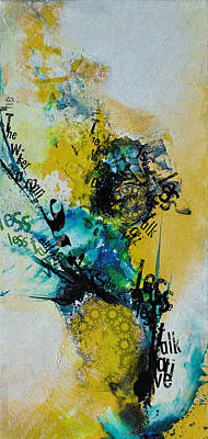 Painting - Contemporary Islamic Art 54 by Corporate Art Task Force