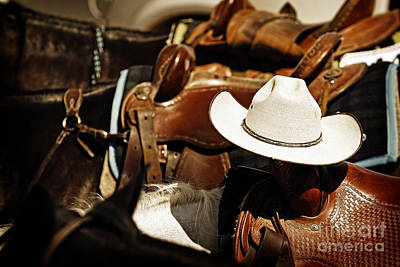 Photograph - Continental Cowboys by Lincoln Rogers