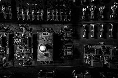 Control Panel Art Print by Bob Orsillo