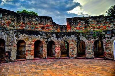 Ruins Digital Art - Convent Of Capuchins by Dado Molina