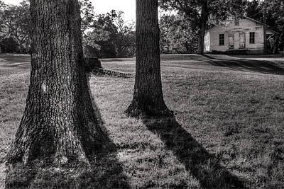 Convent Shadows Original by William Fields