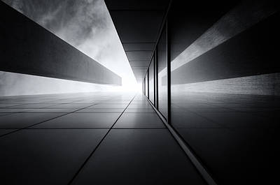 Photograph - Convergence by Darko Ivancevic