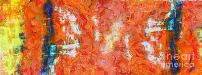 Abstract Royalty-Free and Rights-Managed Images - Conversation Abstract by Edward Fielding