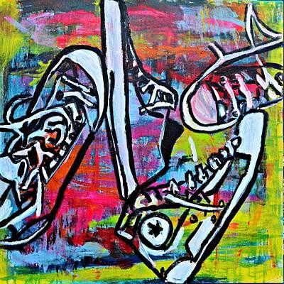 Converse Original by Nicole Gavin
