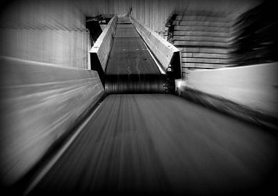 Photograph - Conveyor 2 by Guy Pettingell